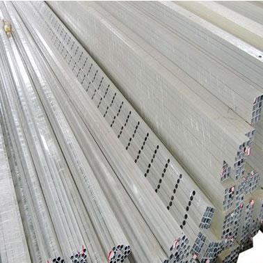 锌钢阳台护栏型材