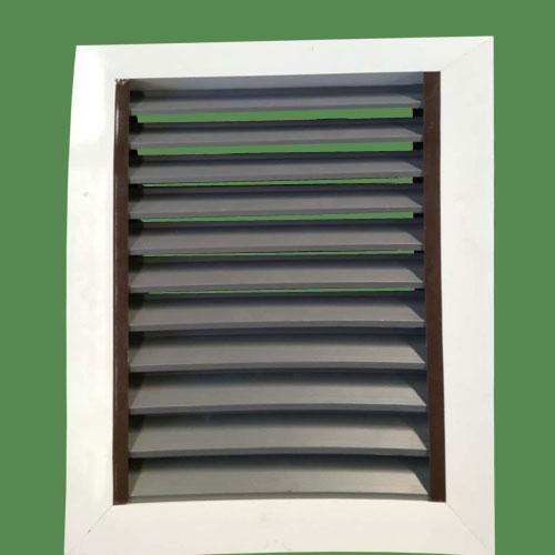 铝合金外安装百叶窗